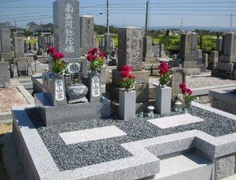 お墓施工事例6