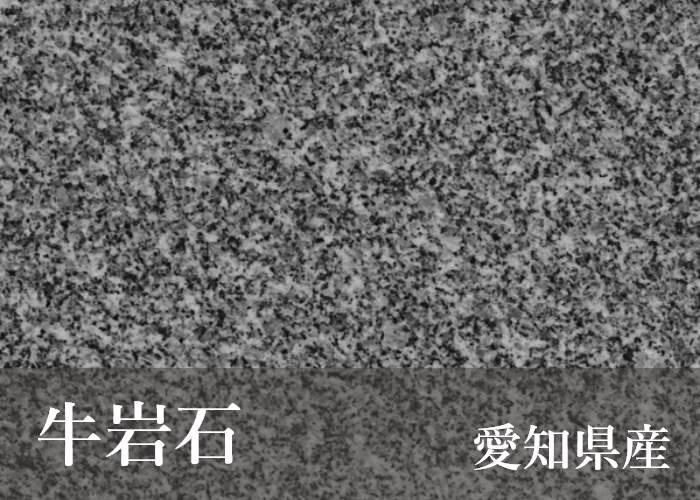 牛岩石 / 愛知県産