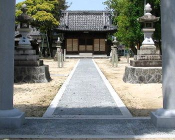 神社・歩道